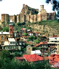 Tbilisi - the Capital of Georgia